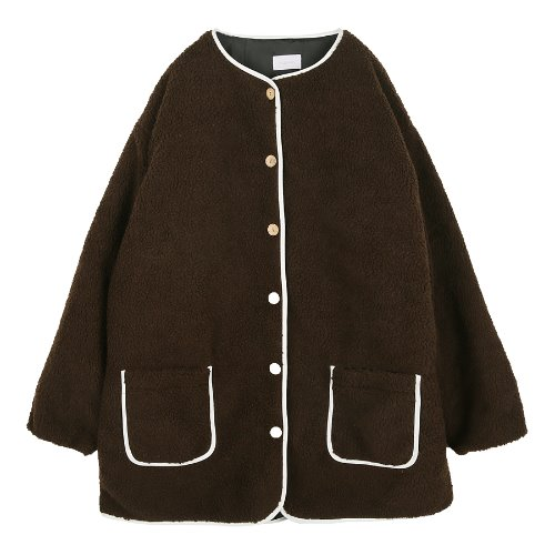 iuw248 fleece (brown)