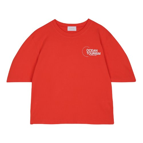 iuw380 Puff T-shirts (orange)