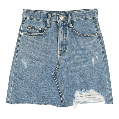 iuw363 Denim skirt
