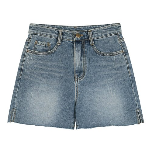 iuw360 Denim hot pants