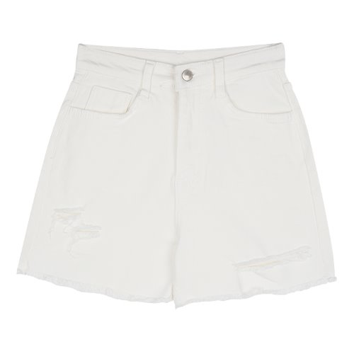 iuw361 Hot pants (white)