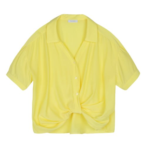 iuw430 Twisted shirts (yellow)