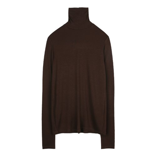 iuw851 basic rayon pola T (brown)