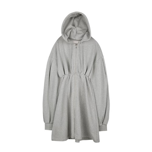 iuw911 zipper hoody OPS (grey)