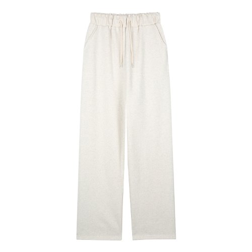 iuw864 napping sweat pants (ivory)