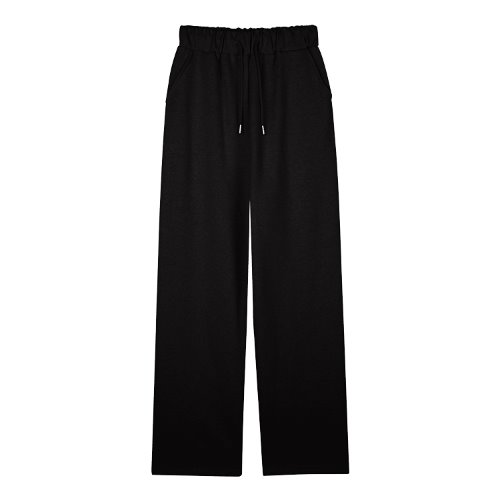 iuw865 napping sweat pants (black)